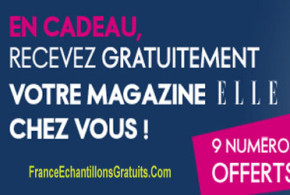 9 Magazines Hebdomadaires ELLE Gratuits