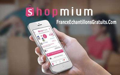 gratuitement shopmium