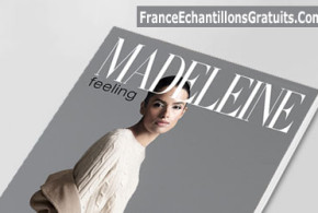 Catalogue de mode Madeleine