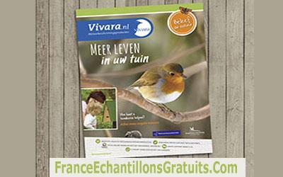Catalogue gratuit Vivara