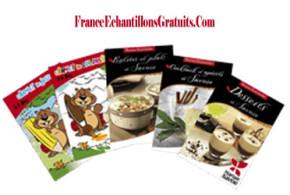 Livrets gratuits recettes gourmands