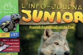 Magazine L'info-journal junior Gratuit
