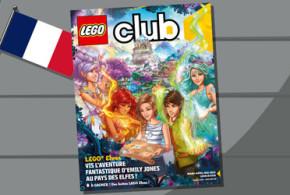 Magazine de LEGO gratuit pour vos enfants