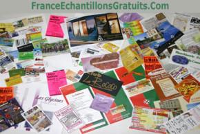 Pack Dechantillons Gratuits Par FlyPrint