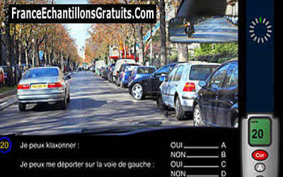 tests code de la route gratuits chantillons gratuits france. Black Bedroom Furniture Sets. Home Design Ideas