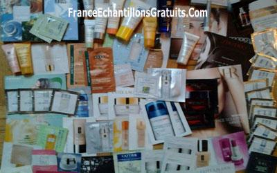 Chantillon gratuit a recevoir a la maison avie home - Tirage photos gratuits sans frais de port ...