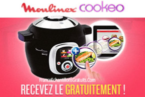 Concours multicuiseur intelligent Cookeo Connect