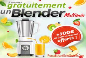 Jeu concours Un Blender Multimix