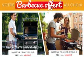 Jeu concours Un barbecue de luxe électrique