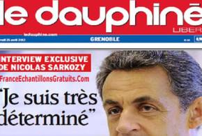 Le journal Le Dauphiné gratuit pendant 1 an