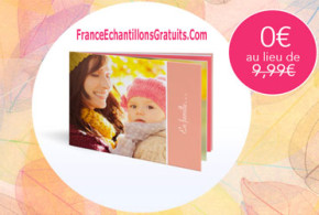 Votre 1er livre photo OFFERT - monAlbumPhoto.fr