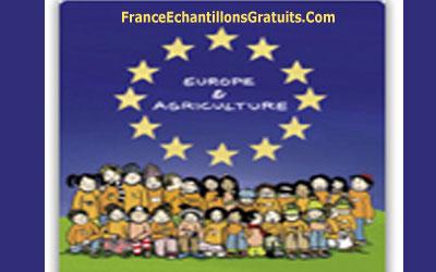 Échantillons gratuits Livret Europe et Agriculture