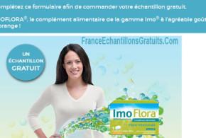 Echantillon gratuit Complément alimentaire ImoFlora
