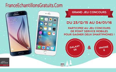 gagner un iphone 6 gratuitement belgique