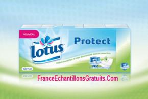 Test de produit Lotus Protect