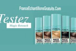 Test de produit Magic Retouch de L'Oréal