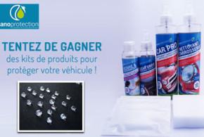Gagnez 10 kits de produits NanoProtection