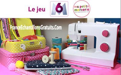 Gagnez une machine coudre 300 euros de tissus for Machine a coudre 50 euros