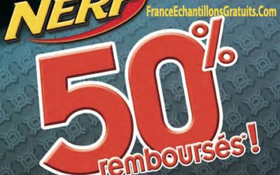 Nerf Échantillons D'un Gratuits L'achat Pour 50Remboursé Jouet yg76vYbf