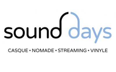 Entrée gratuite au Sound Days