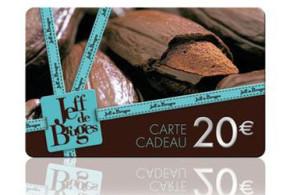 Carte Cadeau Jeff De Bruges.Carte Cadeau Jeff De Bruges De 20 Euros Echantillons Gratuits France