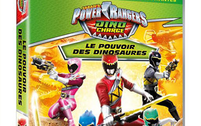 Dvd power rangers dino charge - Power rangers gratuit ...