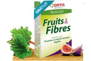 Echantillon gratuit, Fruits et Fibres Transit