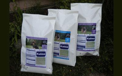 Échantillon gratuit de croquettes pour chien et chat : Kalina vous propose de vous envoyer un échantillon gratuit de croquettes pour chien et chat.