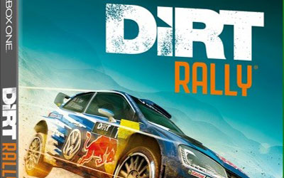 "Jeu vidéo X-Box ""DIRT Rally"""