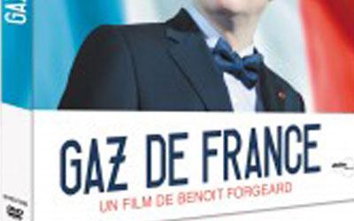 DVD du film Gaz de France