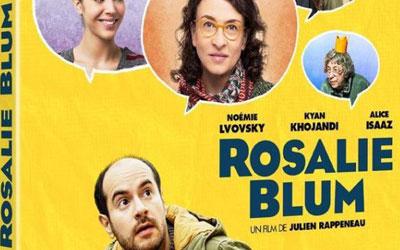 Blu-ray et DVD du film Rosalie Blum