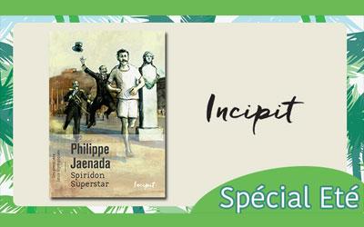 Livre Spiridon Superstar - Les premiers Jeux Olympiques