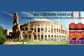 Voyage de 3 jours pour 2 personnes en Europe