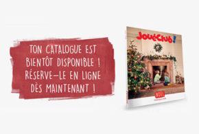 Catalogue JouéClub Noël 2016 gratuit