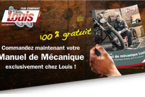 Grand Manuel de Mécanique Moto Louis gratuit