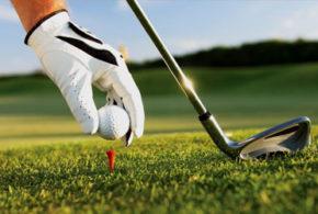 2 heures gratuites d'initiation au golf