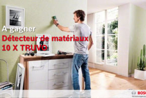 Concours gagnez 10 outils Truvo Bosch