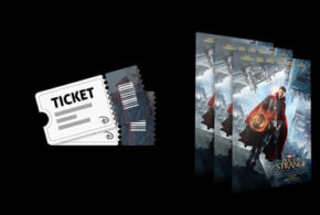 Concours gagnez des places de cinéma pour le film Docteur Strange