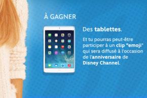 Concours gagnez des tablettes iPad Mini 2 16Go