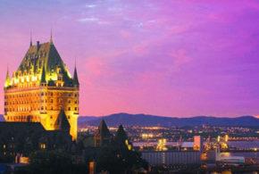 Concours gagnez des voyages pour 2 personnes au Québec