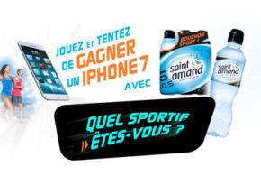 Concours gagnez un smartphone iPhone 7 de 770 euros
