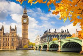 Concours gagnez un week-end en Angleterre pour 2