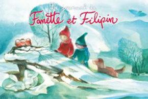 Magazine gratuit pour enfant Fanette et Filipin