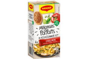 Test produit, Mélanges Parfaits Maggi pour pâtes et pizza