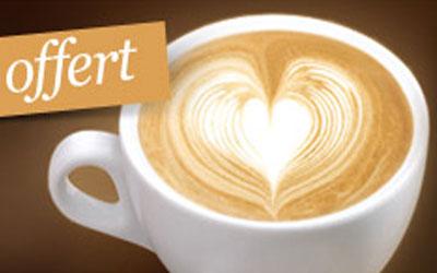 1 café offert pour tous les covoitureurs