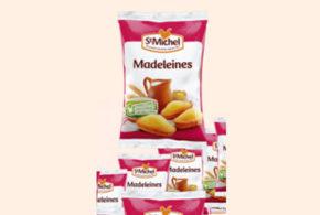 9000 paquets de madeleines St Michel Gratuits