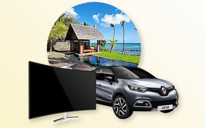 concours gagnez une voiture renault captur de 20000 euros. Black Bedroom Furniture Sets. Home Design Ideas