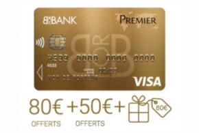 210€ offerts et d'un livret d'épargne BforBank