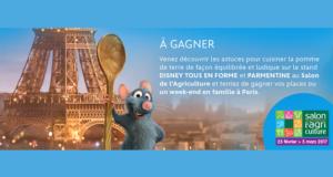 Concours gagnez 1 séjour en famille à Paris