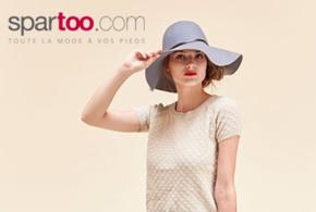 Concours gagnez 10 bons d'achat Spartoo de 100 euros